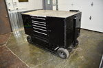 Tool pit cart - large size