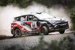 2015 Toyota Rav4 Rally Car