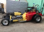 Altered Dragster, 1/8 mile , SALE PENDING