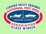 Lebanon Valley Dragway Class Winner Decal