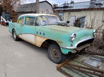1955 buick special gasser