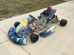 Custom birel shifter kart
