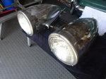 1939 Cadillac Torpedo Headlights