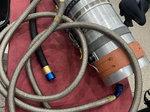 Aluminum 4 Gallon Dry Sump Oil Tank