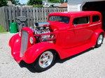 1934 Chevy Street Rod