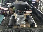 Thunderbolt SBF intake and parts