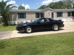 Transam and trailer for sale