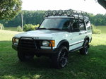 2002 Land Rover Discovery Kalahari Edition
