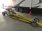 2002 Motivational Tubing JR Dragster Pinnacle Lite