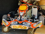 2017 CRG KT2 with IAME X30 125cc engine complete adult race