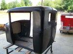 1931&1932-34 Fiberglass molds