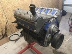 LY6 ENGINE (LONGBLOCK). Less than 140k miles.