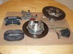 wilwood front brake kit