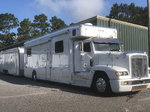2005 Showhauler with Stacker Trailer