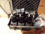 3 motorola sp50 racing radios