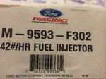 Ford Racing 42lb Fuel Injectors