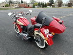 2001 Indian SPIRIT with side car