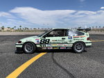 STL/H2 Honda CRX B17 Built to rules