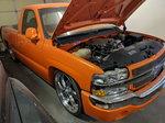 Pro street/ pro touring 2002 GMC Chevy sb custom
