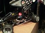 Moody 1/8 scale asphalt sprinter RC CAR
