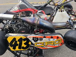 MRC Stock Honda 125 low laps