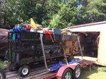 2015 Hospitality utility pit  cart