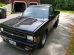 1985 Chevy V-8 355  S10 Short Bed Pick-Up