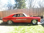 69 Chevy Nova and 24 ft Enclosed Trailer