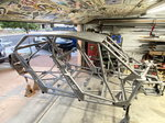 Gusseted 2020 CanAm X3 Max frame and cage