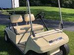 1998 Club Car Golf Cart (Battery)