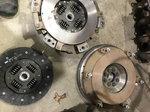 Clutch Pressure Plate & Disc  & Flywheel