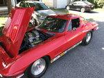 1965 Corvette Coupe Ex Modified