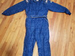 G Force Racing Suit