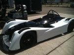 Superlite LMP2 roller
