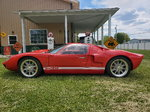 1966 ford gt40 tribute car 427