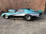1968 corvette tube chassis