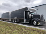 2016 KENWORTH W900 S&S 25' CONVERSION & 40' LIFTGATE