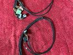 Racepak O2 wiring harness'