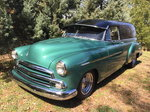 1951 Chevy Sedan Delivery Street Rod