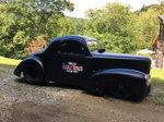 1941 Willys Nostalgia drag or hotrod