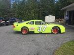 Ex Nascar Pinty's Series Road Racing Car