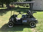 2010 YAMAHA GAS GOLF CART CUSTOM BUILD BY CHROME RACE CARS
