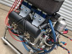 410 c.i. Sprint Car Engine