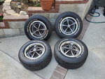 Chevelle SS Wheels & Tires for Sale