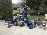 Complete Kart Sale out benik chassis $800
