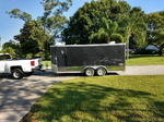 2007 18 Foot ATC All Aluminum Motorcycle Trailer