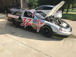 Busch Series tracks days car