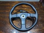 Grand Steering wheel + Quick release