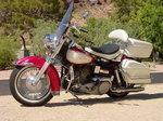 1966 Harley Davidson Shovelhead FLH