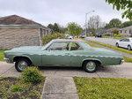 1966 belair 42.000 actual miles 427 clone car